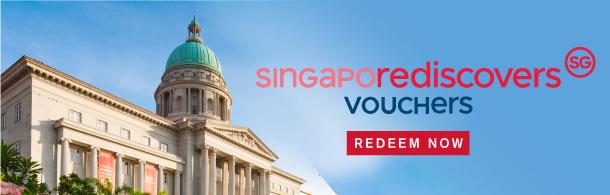 SingapoRediscovers Vouchers