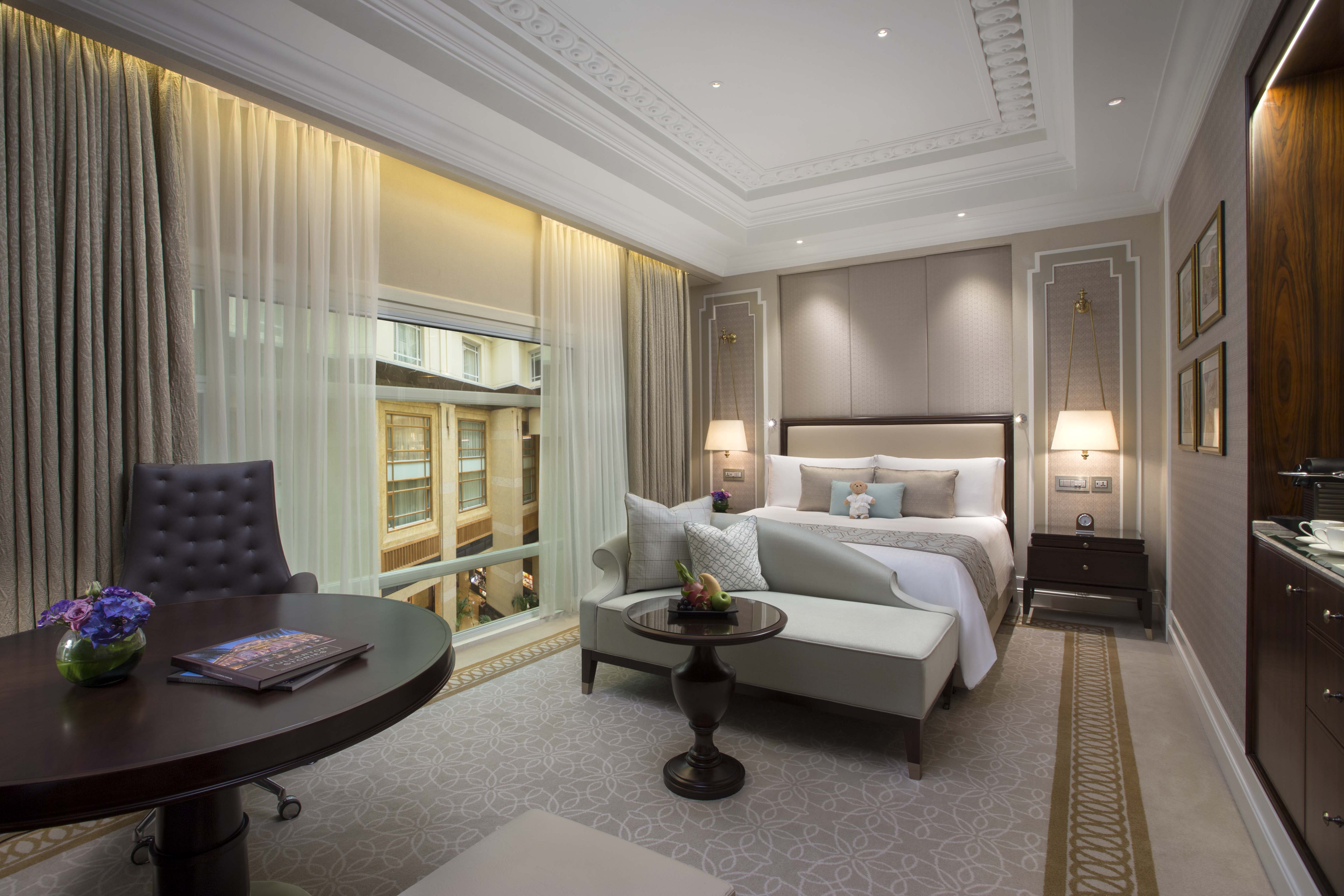 SRV Rediscovery Packages - Straits Club Courtyard Room