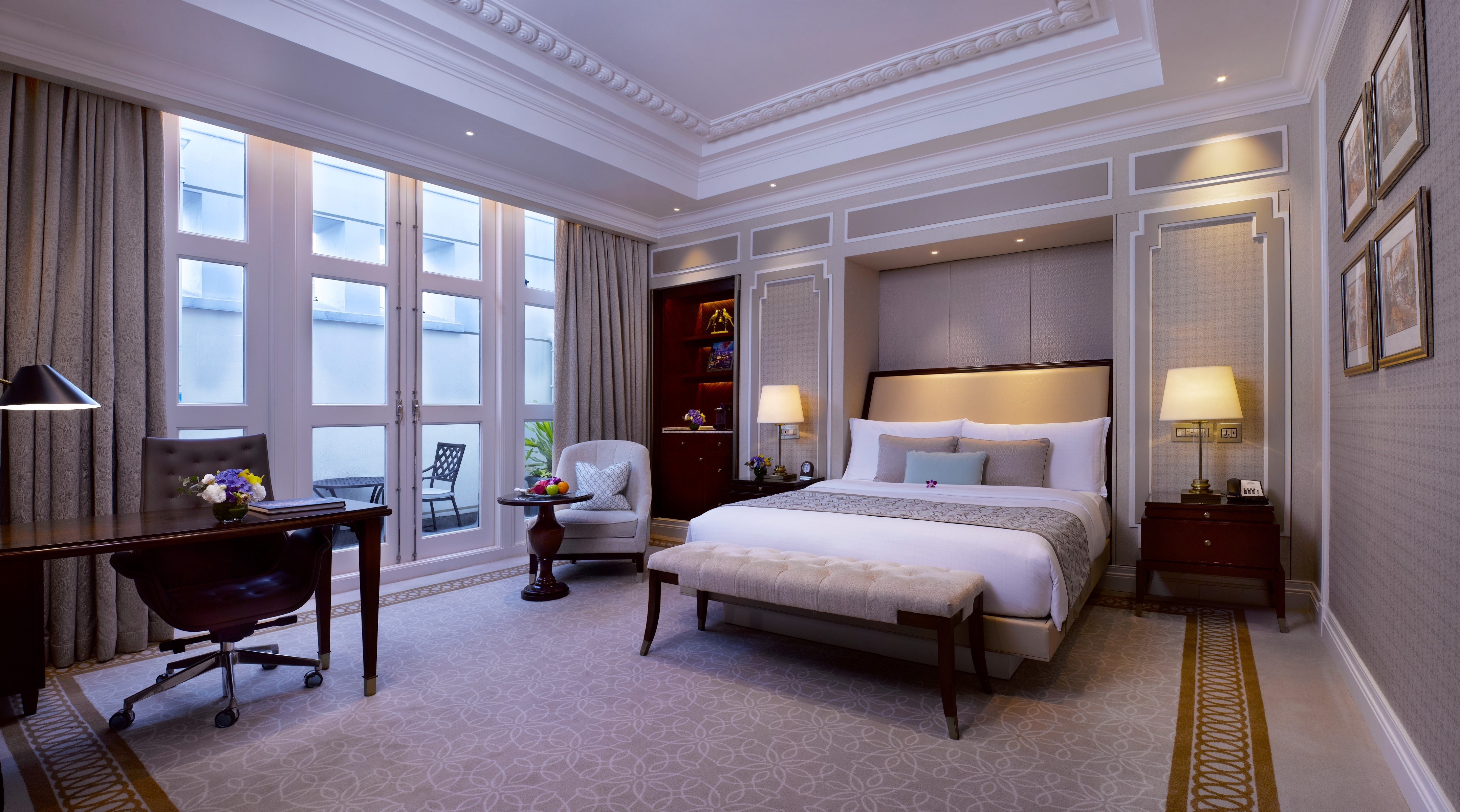 SRV Rediscovery Packages - Straits Club Heritage Room
