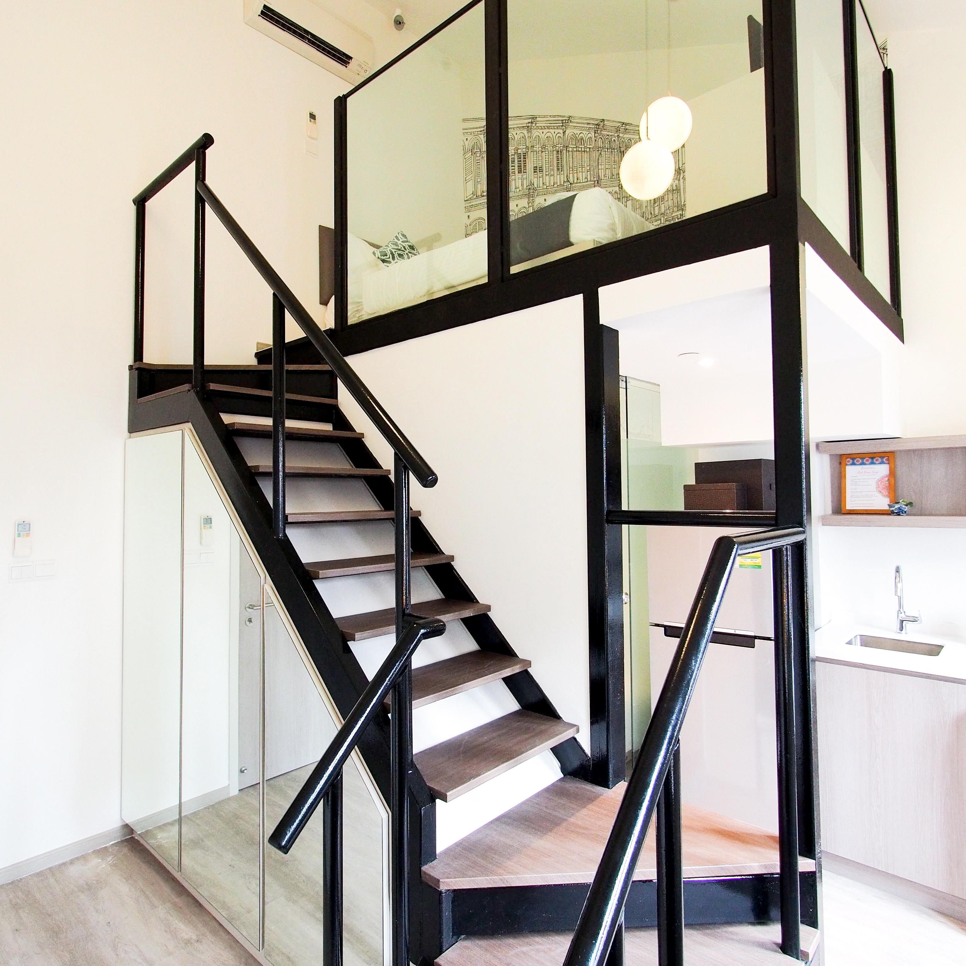 Premium Loft Apartment 3D2N Staycation Package