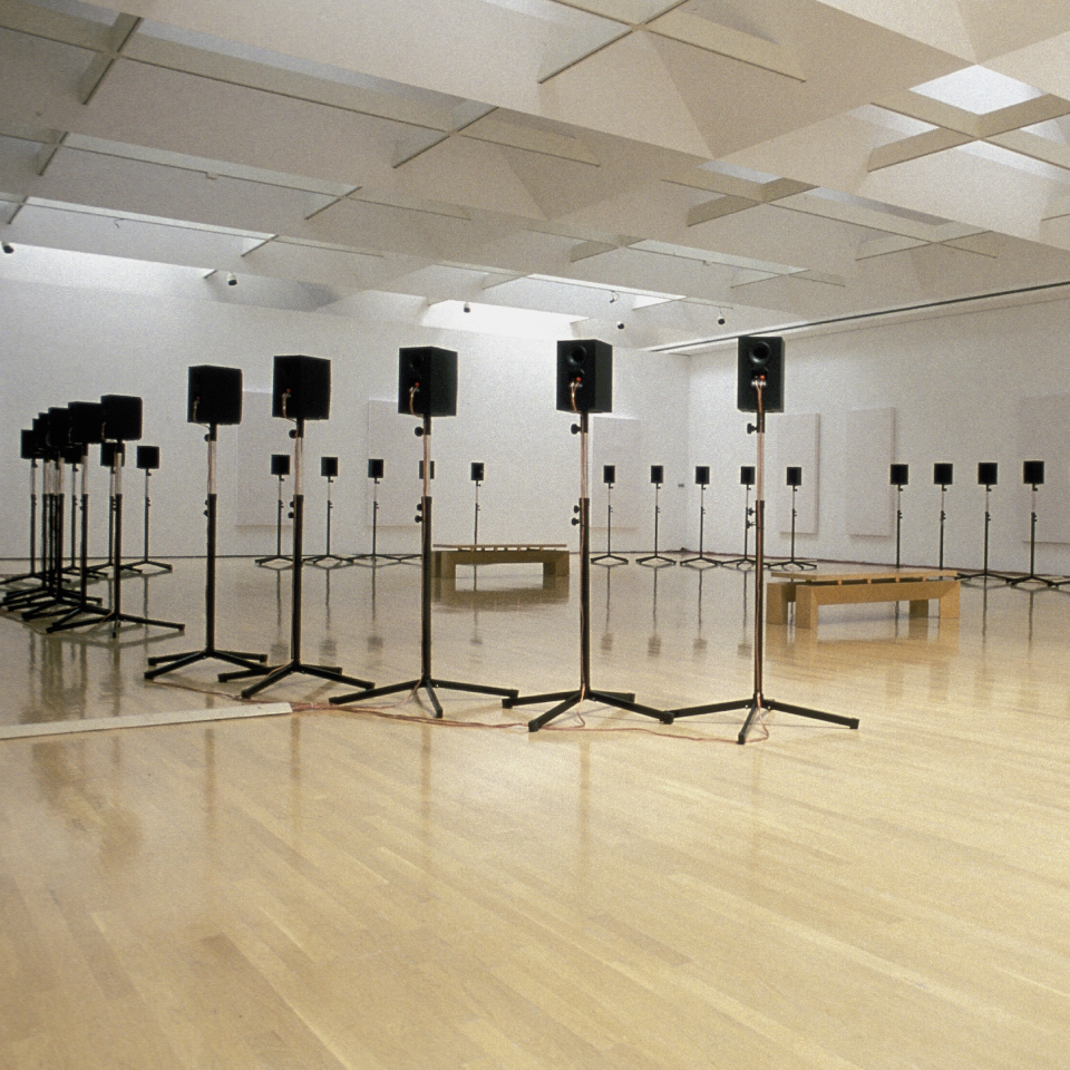 ArtScience Museum - Orchestral Manoeuvres: See Sound. Feel Sound. Be Sound