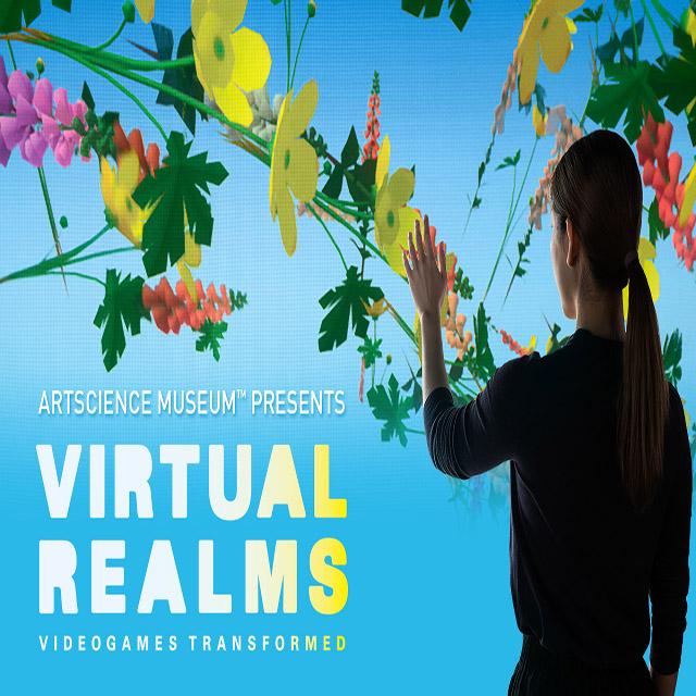 ArtScience Museum - Virtual Realms: Videogames Transformed